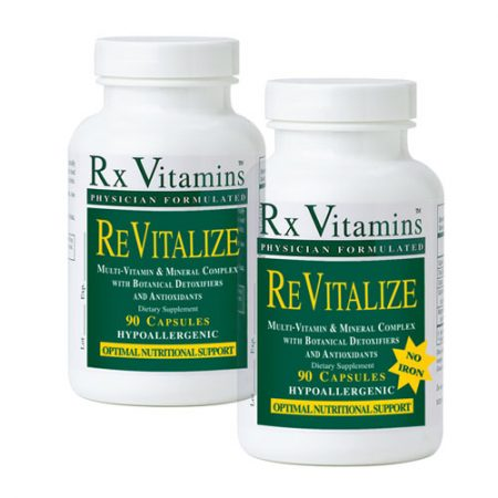 ReVitalize / ReVitalize - No Iron
