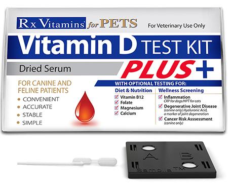 Vitamin-D Test Kit 2